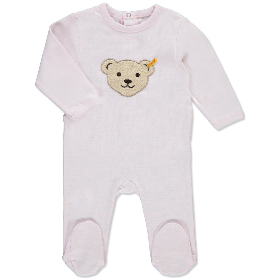 STEIFF Girls Baby Overal barely pink