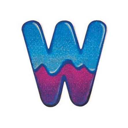 SELECTA dřevěné písmenko W