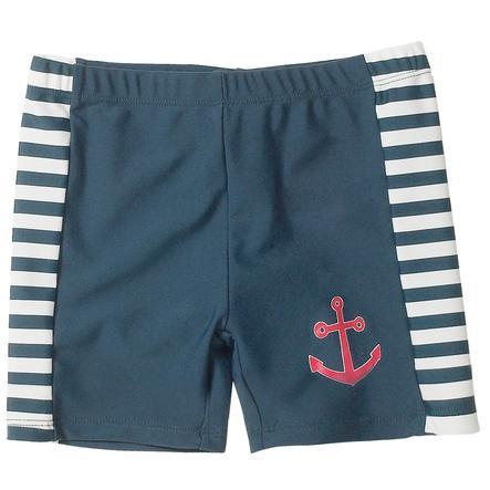 PLAYSHOES Boys Spodenki kąpielowe MARITIM marine