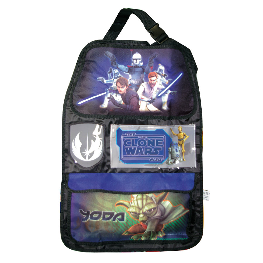 KAUFMANN Car Toy Bag - The Clone Wars