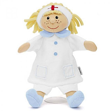 Sterntaler Handpuppe Krankenschwester