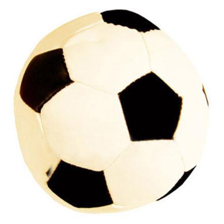 LENA Ballon de foot souple 13 cm
