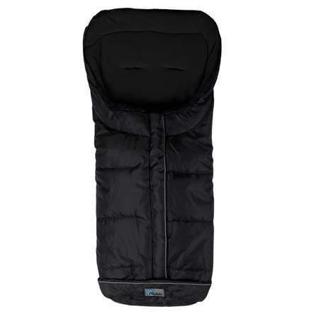 ALTA BÉBE Saco cubrepiernas de invierno Active XL con ABS negro / negro
