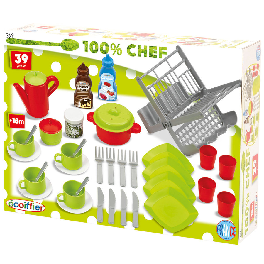 SIMBA Tableware Set 39 parts