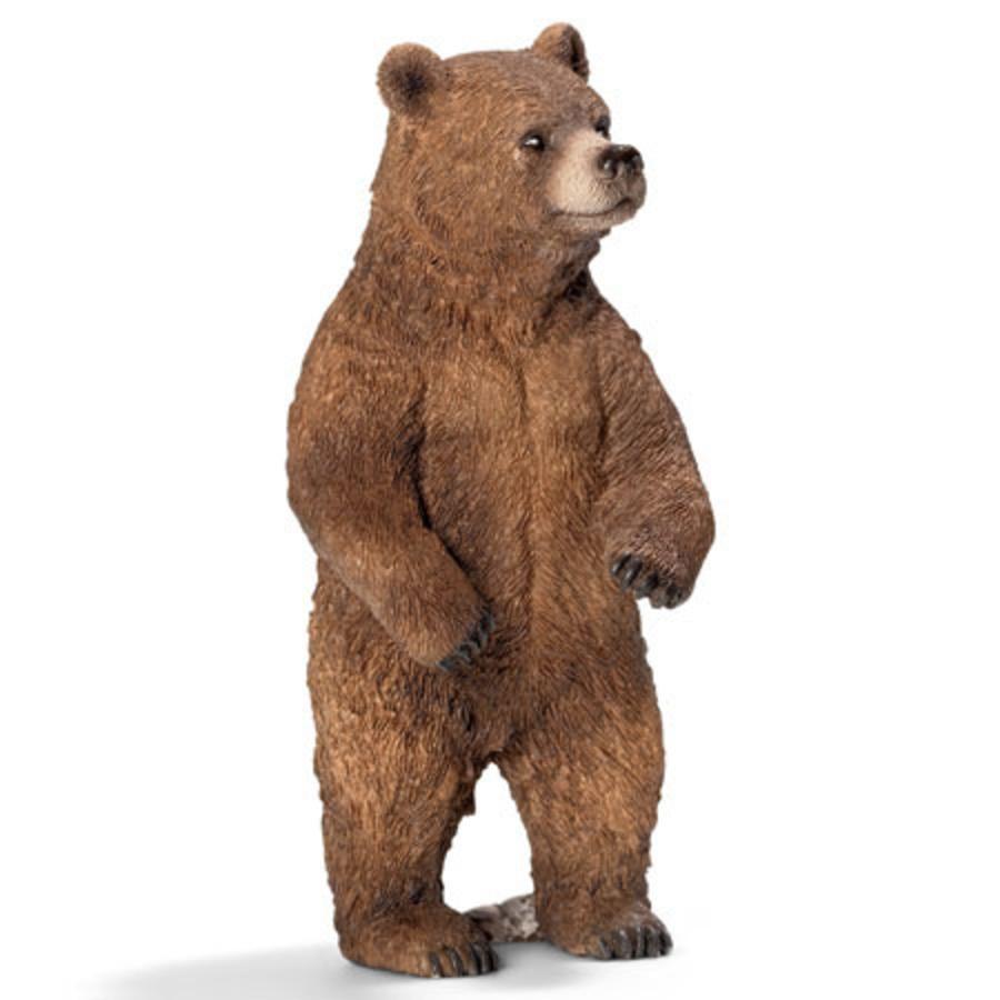 SCHLEICH Grizzlybjörn - kvinnlig 14686