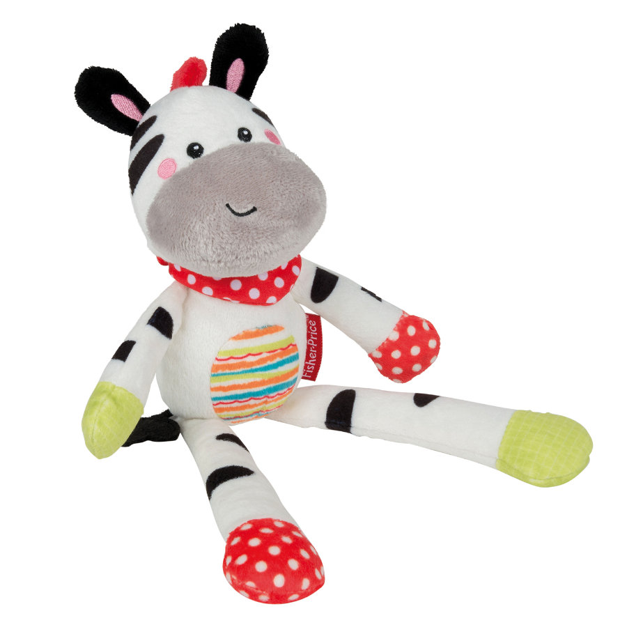 FISHER PRICE Dangling Toy Zebra