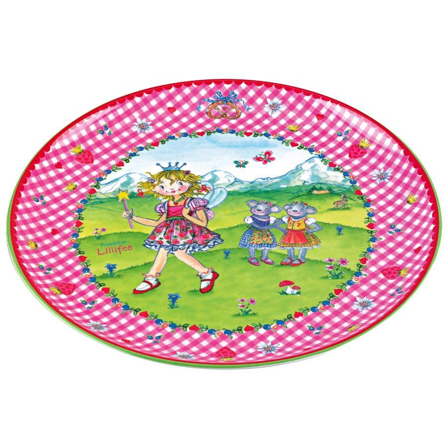 COPPENRATH Melamine bord - Prinses Lillifee