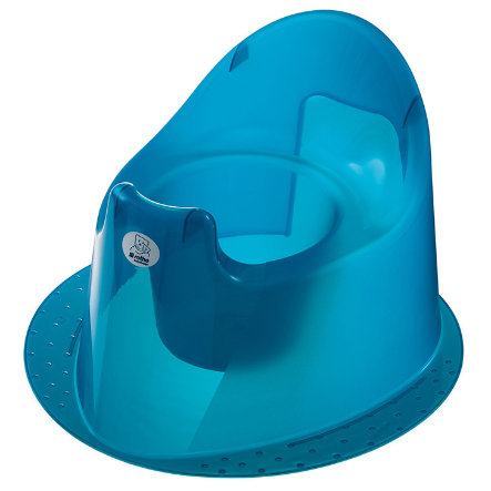 ROTHO TOP Potty Translucent Blue