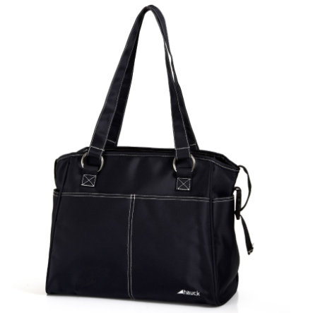 HAUCK Sac à langer CITY BAG black
