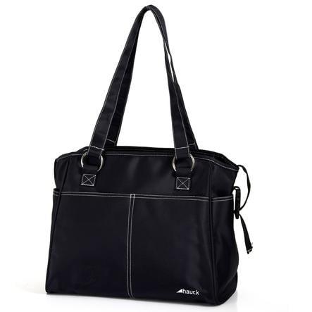Přebalovací taška HAUCK CITY BAG black
