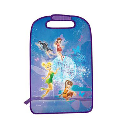 KAUFMANN Car Seat Backrest Protection Disney's Fairies, printed