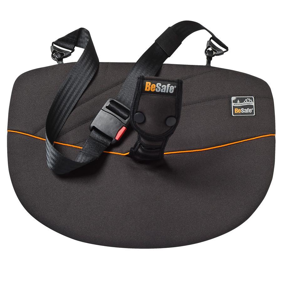 BeSafe Pregnant iZi fix Bilbälte för gravida grå/svart
