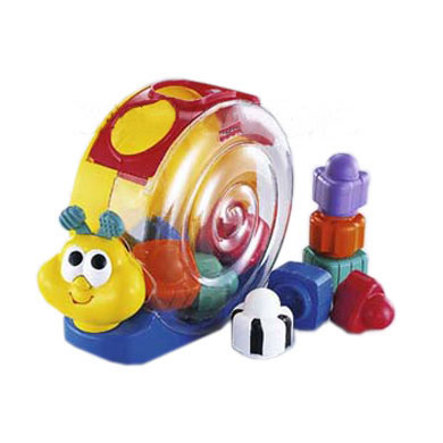FISHER PRICE Baby's Music and Play Snail