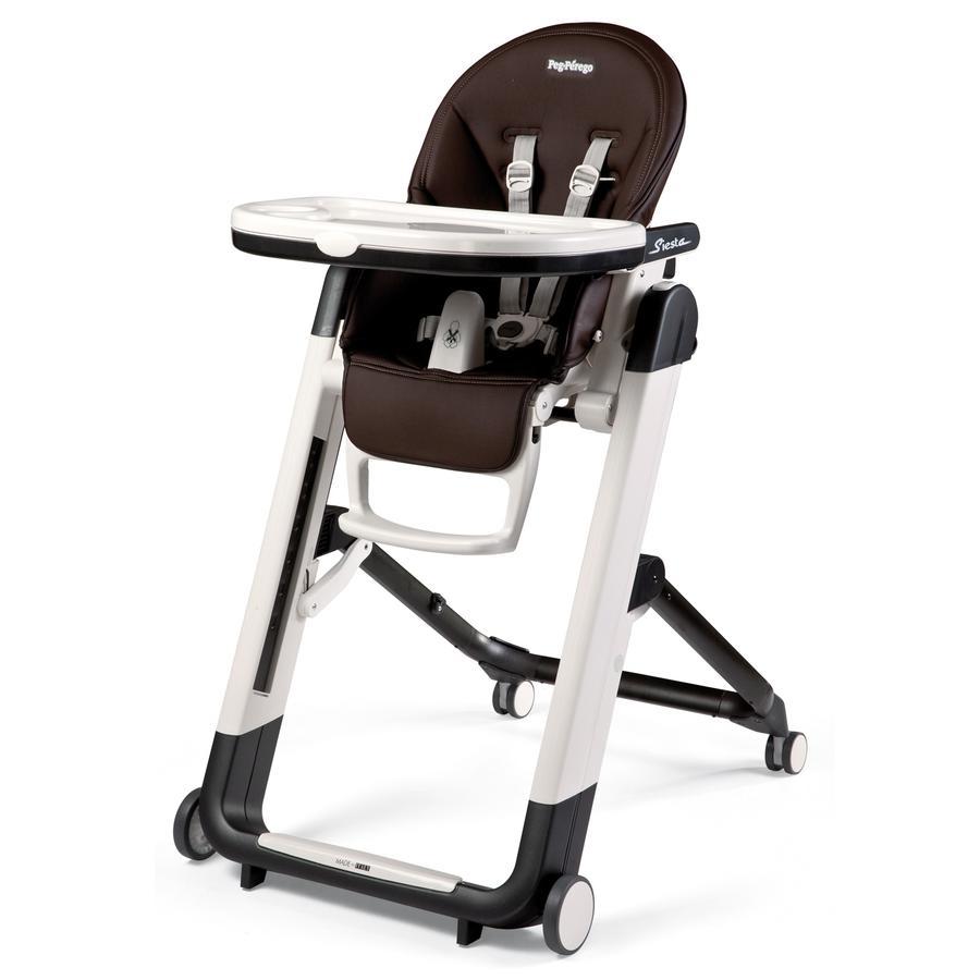 PEG-PEREGO Krzesełko do karmienia SIESTA CACAO