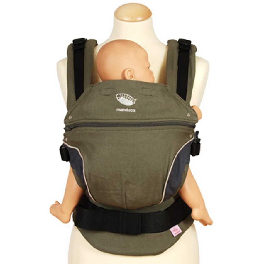 MANDUCA Baby Carrier NewStyle Olive