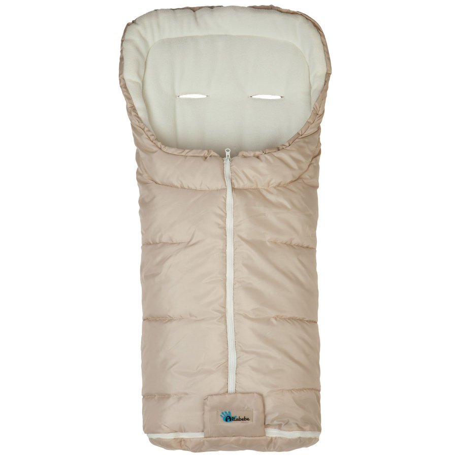 Altabebe Winter Voetenzak Basic Footmuff (2202) Sahara
