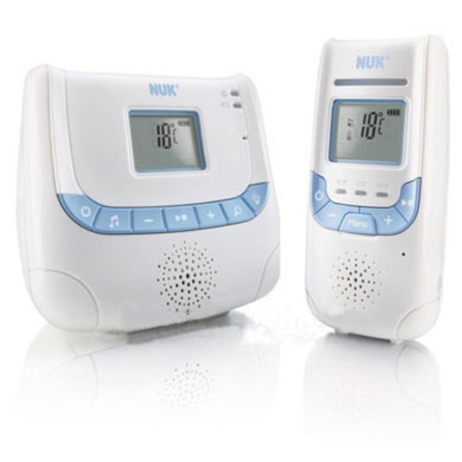 NUK Babyfoon Eco Control DECT 267 met LCD display