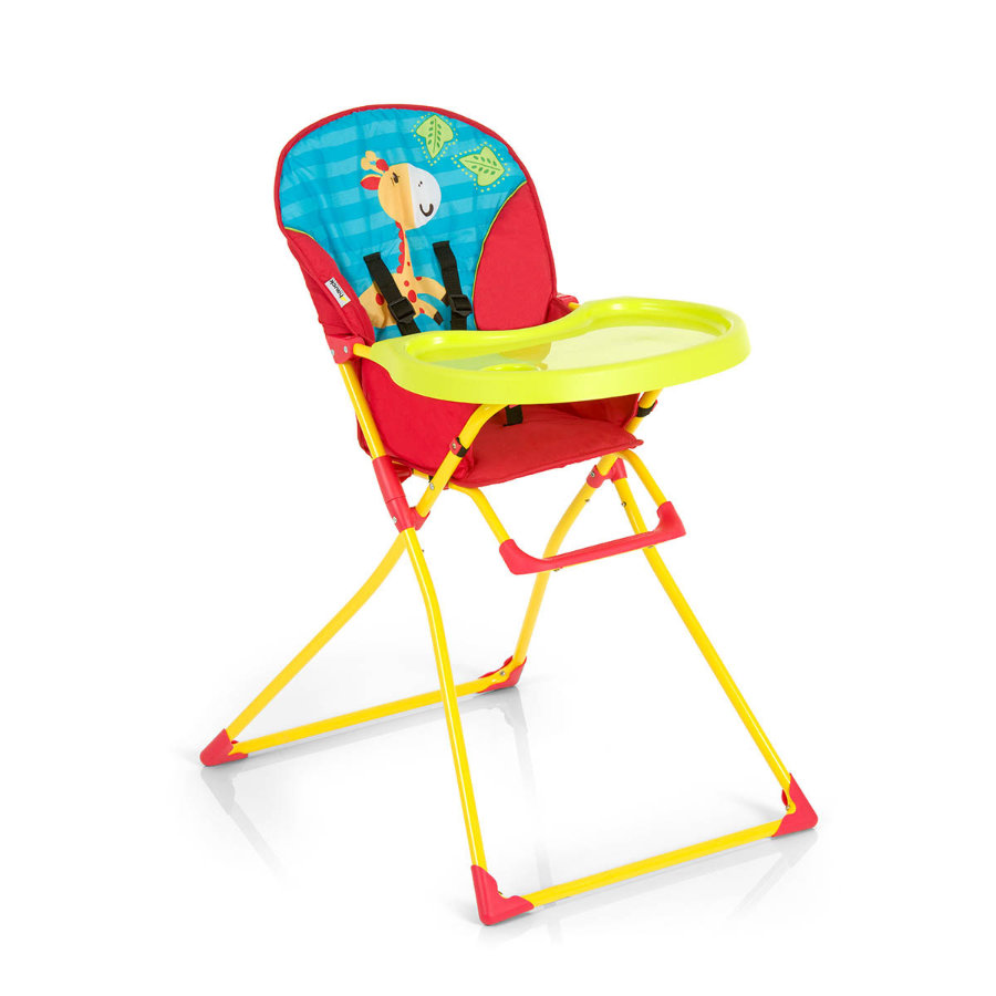 HAUCK Highchair Mac Baby Jungle Fun Collection 2014/15