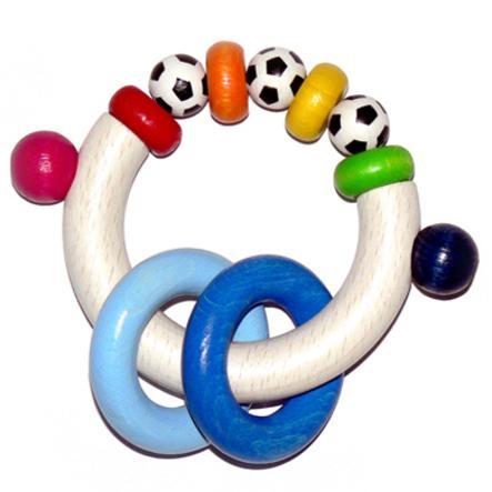 HESS Rattle Football