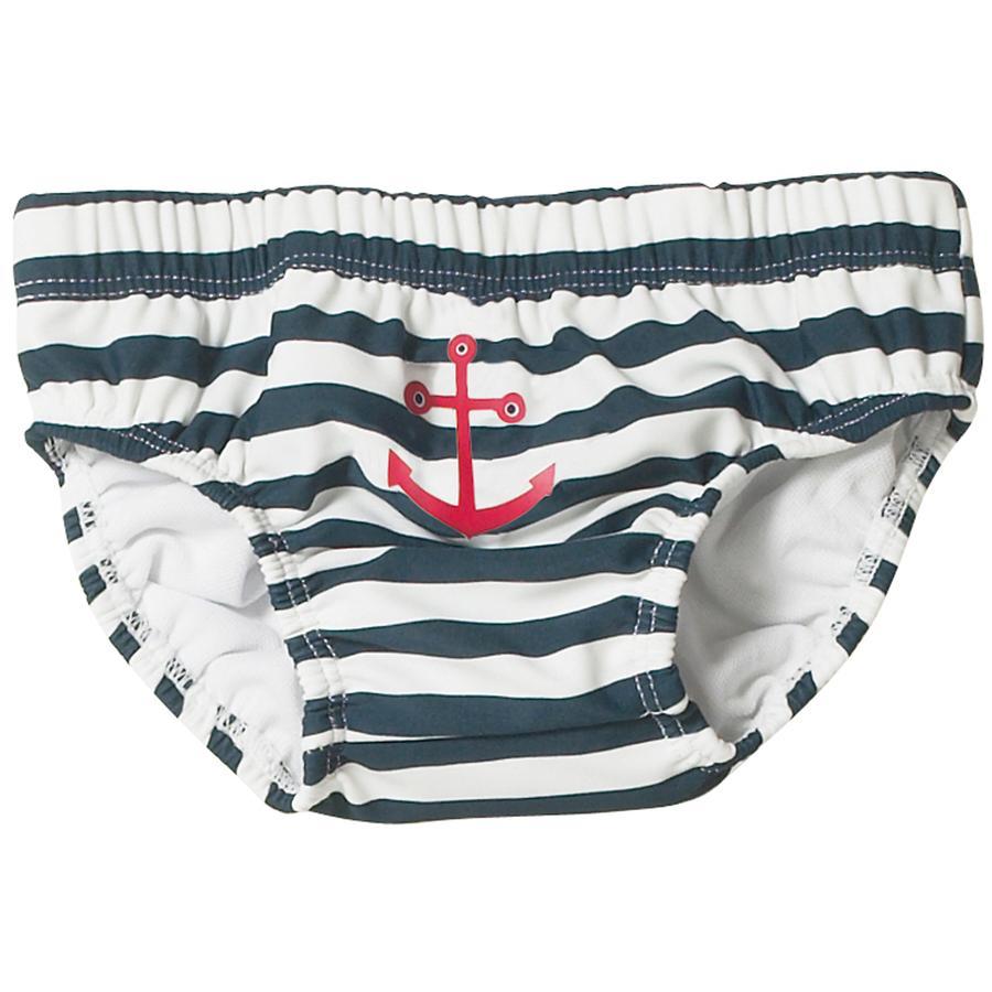 PLAYSHOES Couche de bain garçon protection UV MARITIME marine