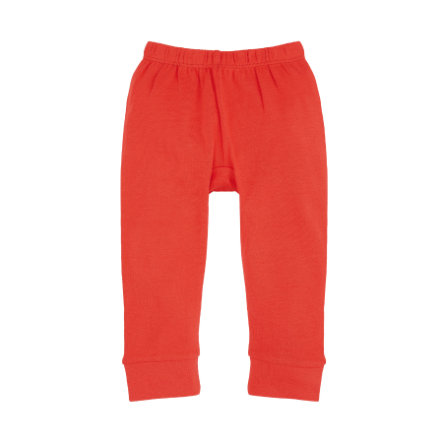 SENSE ORGANICS Girls Baby Broek BRIGHT red