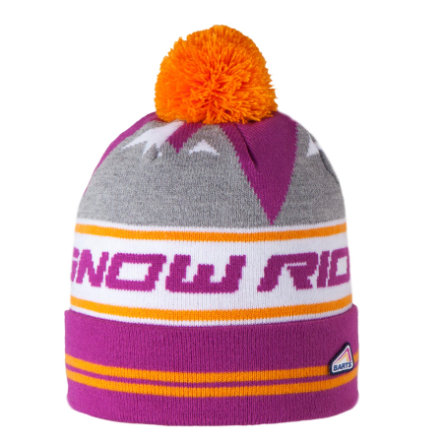 BARTS Girls Čepice CHILL BEANIE orchid