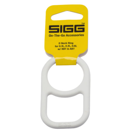 SIGG D-Neck Ring 0,3l, 0,4l, 0,6l White