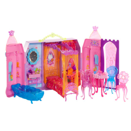 Mattel Barbie Kouzelná dvířka - zámek
