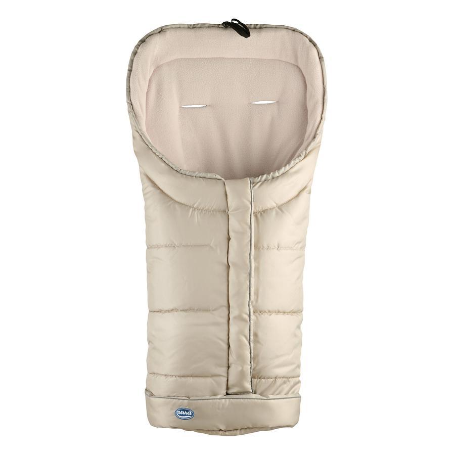 URRA Coprigambe a sacco invernale Romer Standard, beige/beige