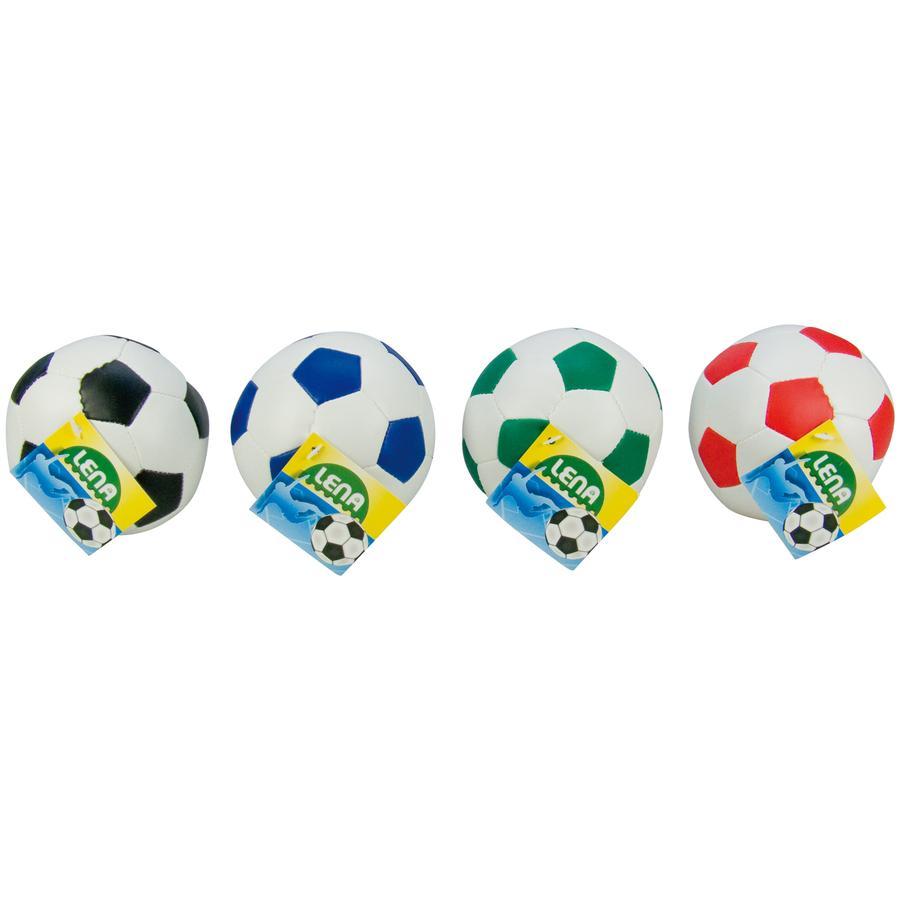 LENA Ballon de football souple 10 cm
