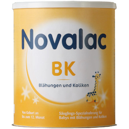 Novalac BK Special Formula for flatulence and colic 800g