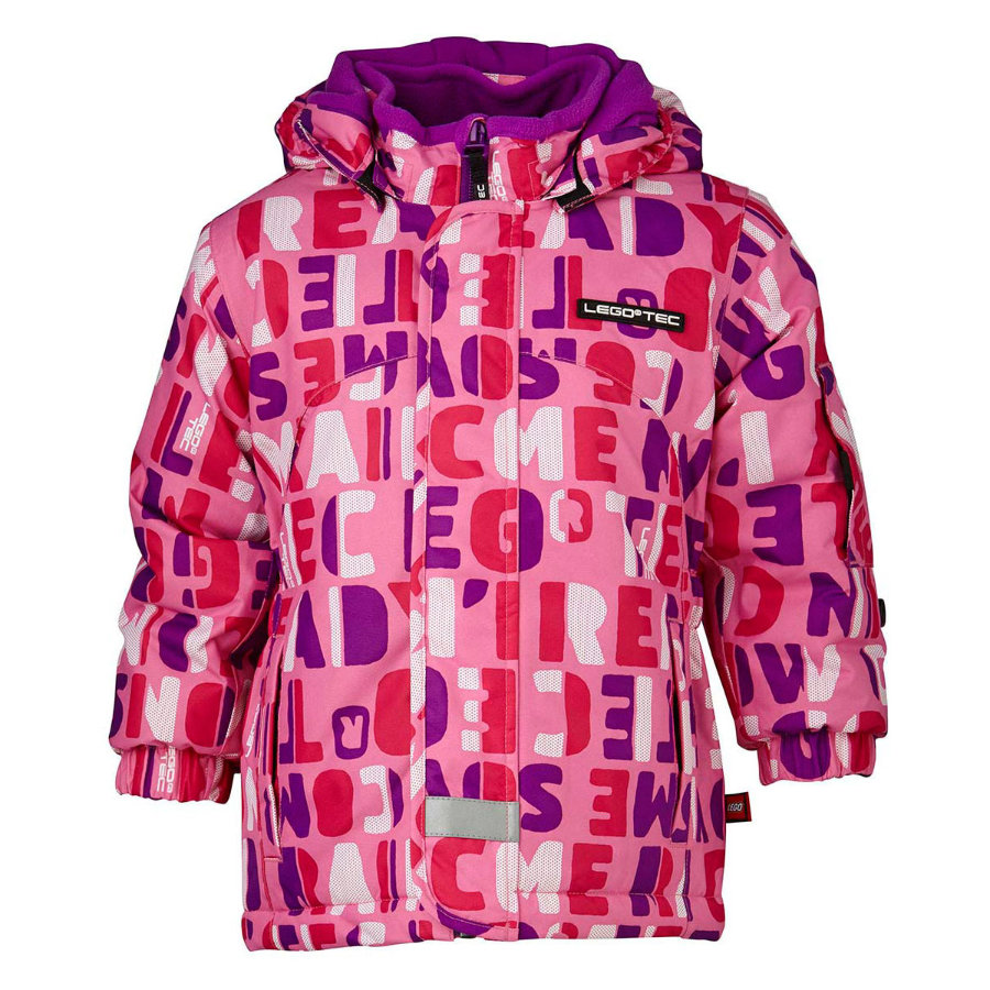 LEGO WEAR Duplo Girls Giacca JESSIE 603, colore pink
