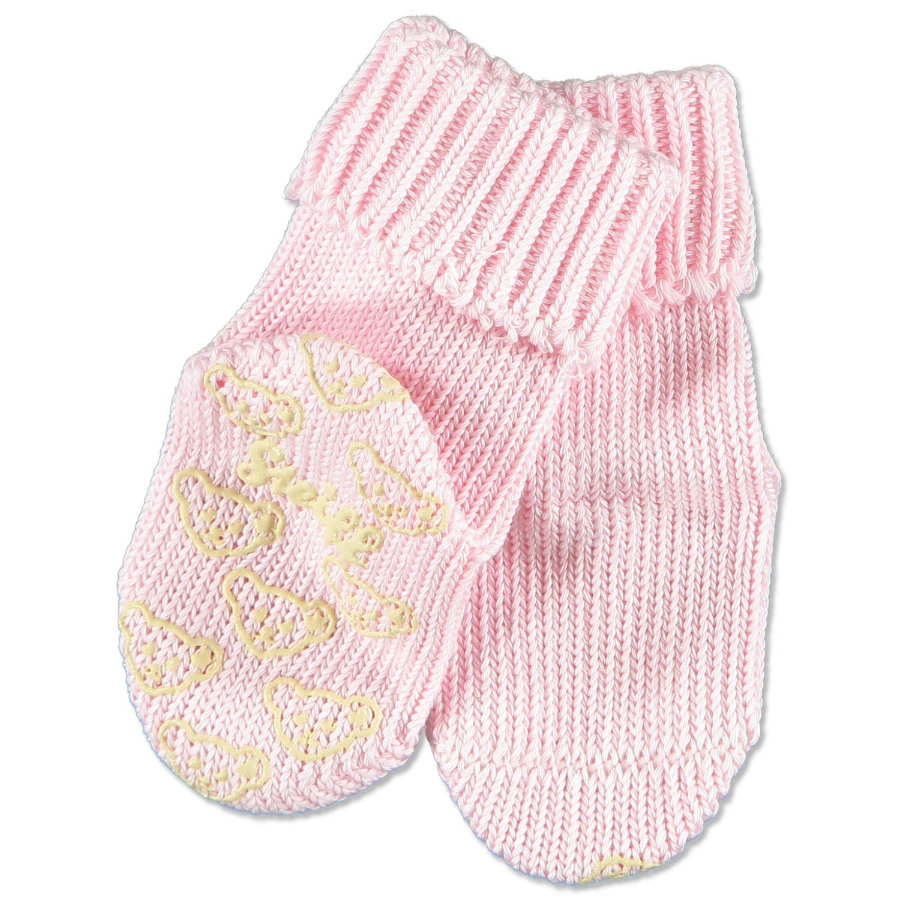 STEIFF Girls Mini Slipper Socks pink