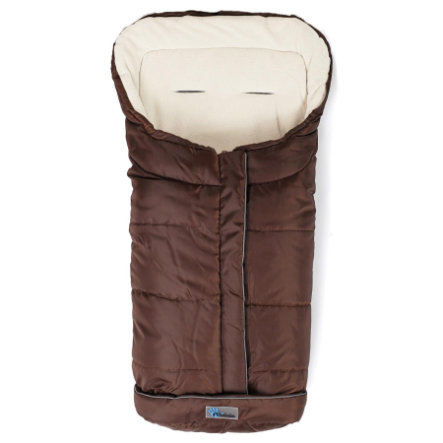 ALTA BEBE Winter Footmuff Standard with ABS (2203) Cream