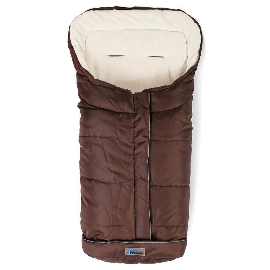 ALTABEBE Śpiworek zimowy Active do wózka, kolor brązowy/whitewash