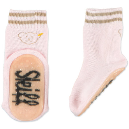 STEIFF Girls Mini Stoppersocken rosé
