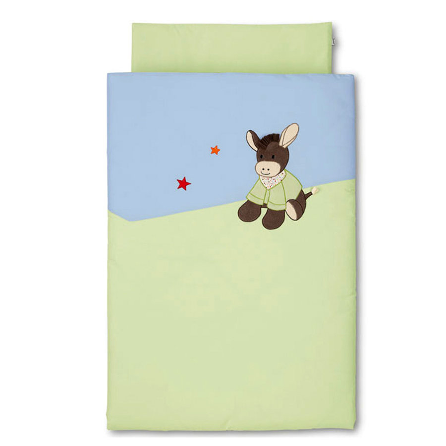STERNTALER Sängkläder Åsnan Emmi 100x135 cm