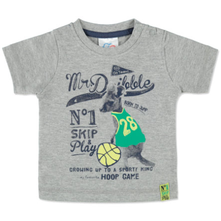 anna & tom Mini Boys Shirt grau