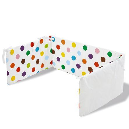 Pinolino Nestchen für Kinderbetten Dots
