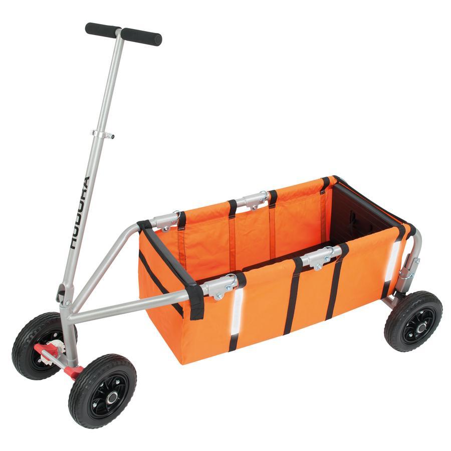 "HUDORA Überländer, 9"", orange Kompakt 10329"