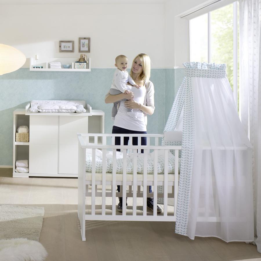 SCHARDT Maximo Blanc Chambre d'enfant sans armoire