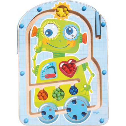 HABA Magnetspiel Roboter Ron 301474