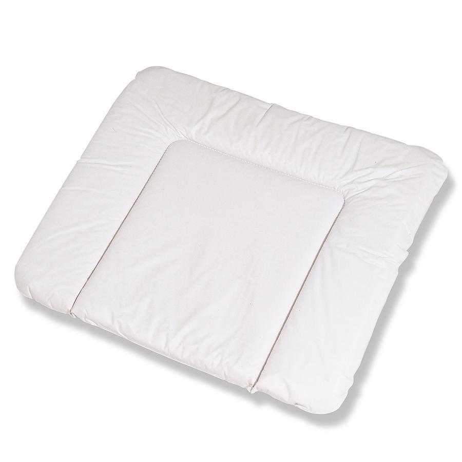 Pinolino Wickelauflage Komfort Folie Uni - weiß