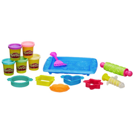 Play-Doh Koekjes party