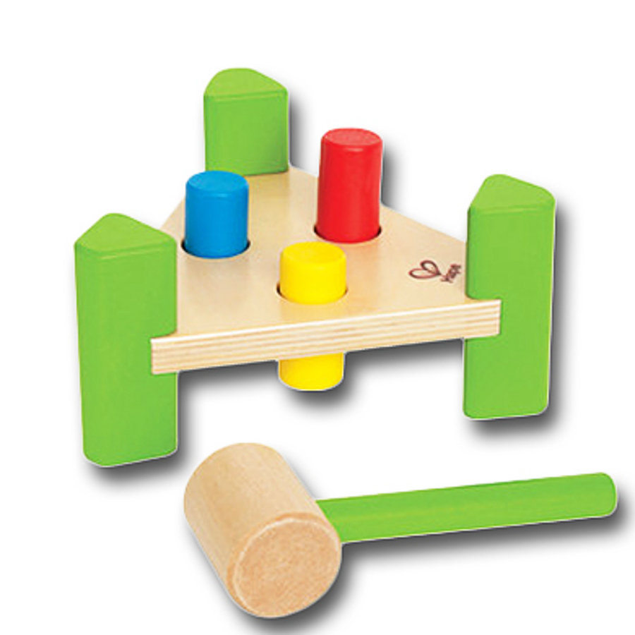 HAPE Triangular Hammer Bench