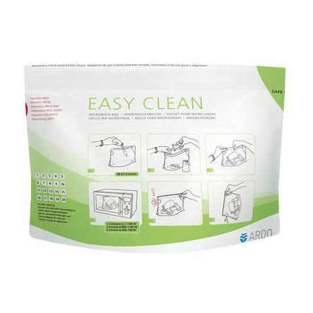 ARDO EasyClean Microwave Bags Pack of 5
