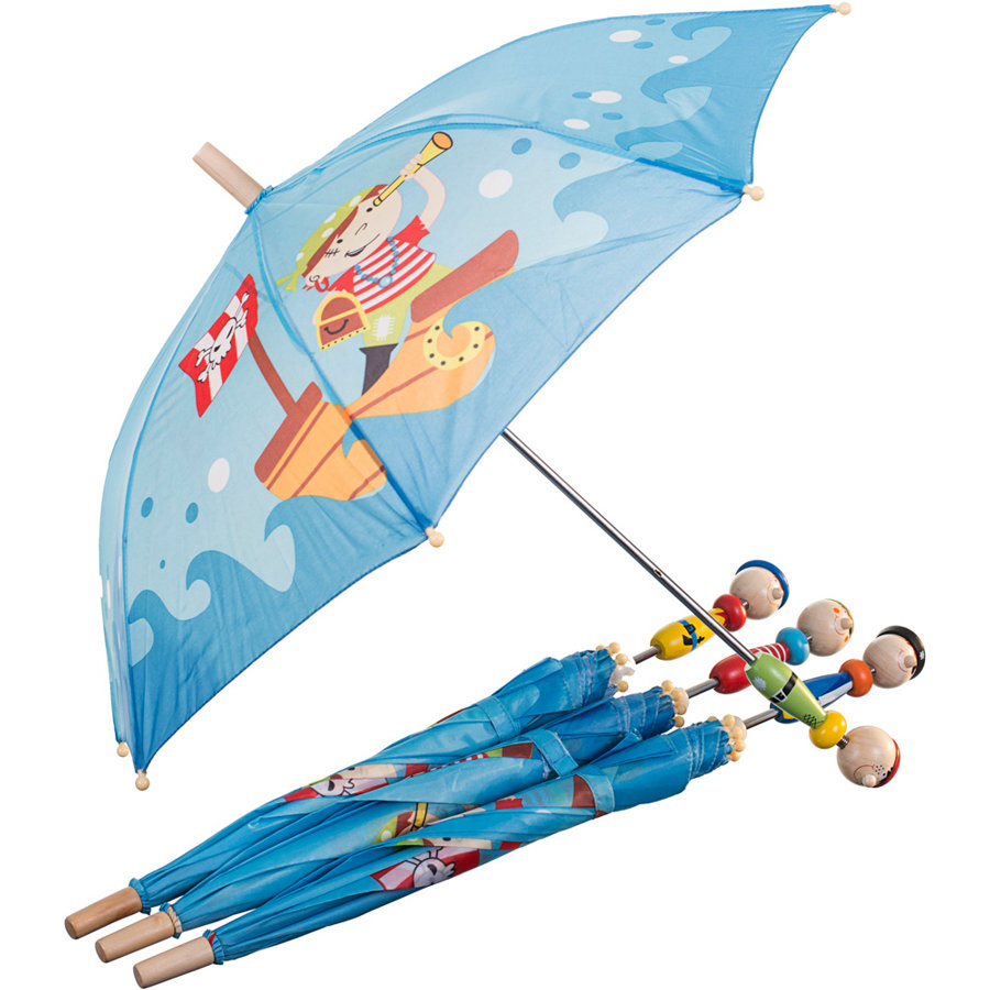 BIECO Parapluie pirates