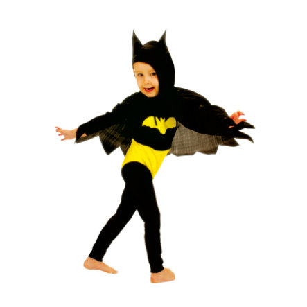 FUNNY FASHION Carnival Costume Bat