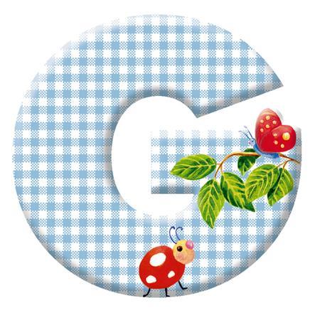 COPPENRATH Letter G - Babygeluk