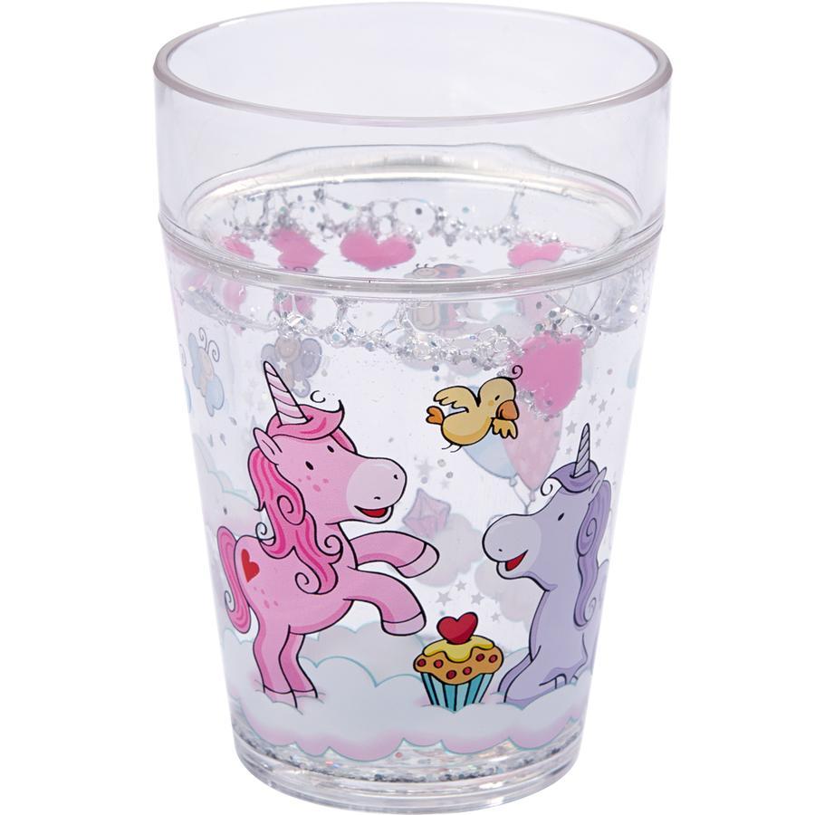 HABA Bicchiere Unicorno Glitzerglück 300468